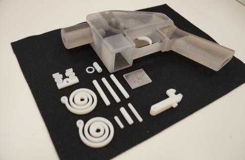 Từ nay, người Mỹ có thể sản xuất súng bằng máy in 3D tại nhà