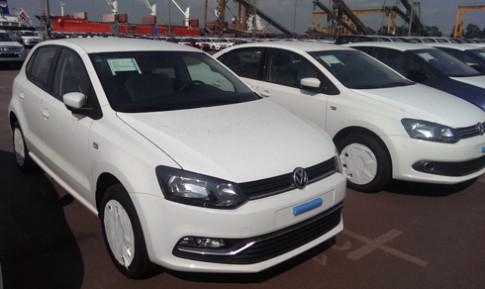 Volkswagen Polo hatchback đặt chân đến Việt Nam