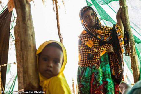 Xót xa nơi những bé gái 6 tuổi bị ép cưới chồng đáng tuổi ông nội