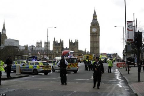 Xuất hiện đoạn code lạ nghi là tin nhắn của nghi phạm tấn công khu vực gần Nghị viện Anh