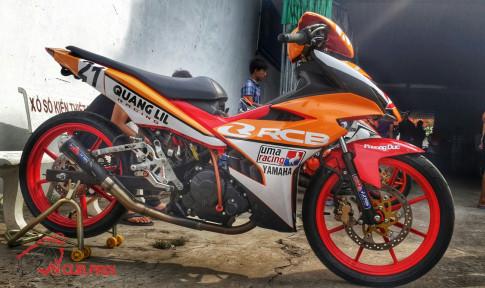 Yamaha Exciter 150cc phiên bản độ đường đua cực kool