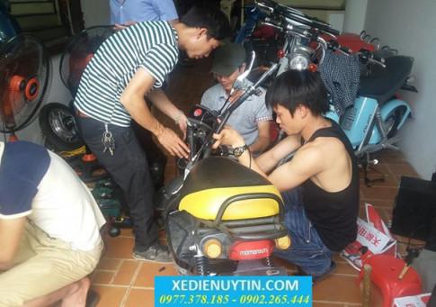 Học nghề sửa chữa xe đạp điện, xe máy điện ở đâu?
