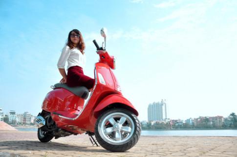 Phun xăng điện tử - quy chuẩn mới cho xe máy Việt Nam