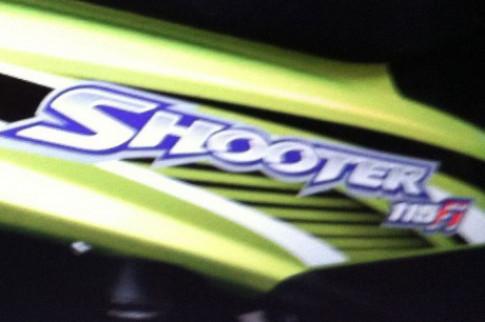 Suzuki Shooter FI mới xuất hiện đầu tháng 5