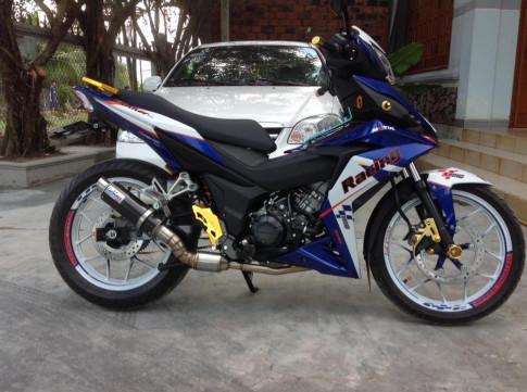 Winner 150 đậm chất chơi của biker Bình Định