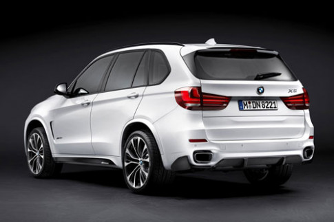 Ảnh BMW X5 M Performance