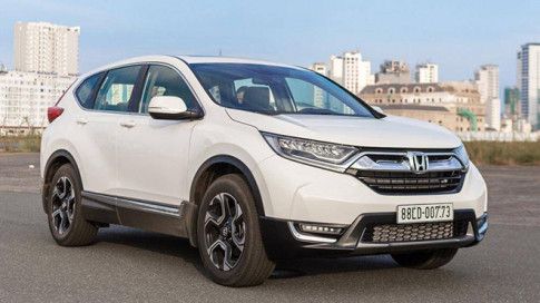 Chi phí để lăn bánh một chiếc Honda CR-V hết bao nhiêu?
