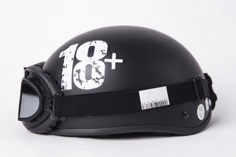 Hãy chọn cho mình mũ bảo hiểm có kính phi công đẹp nhất