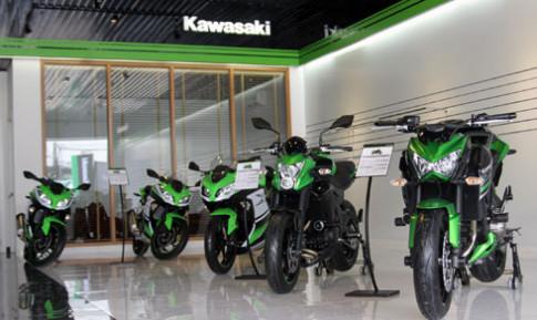Kawasaki xam nhap Viet Nam