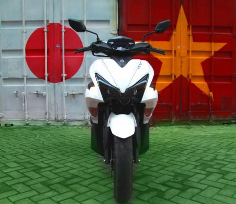 Lộ giá bán Yamaha NVX 155 2017 trước thời điểm G