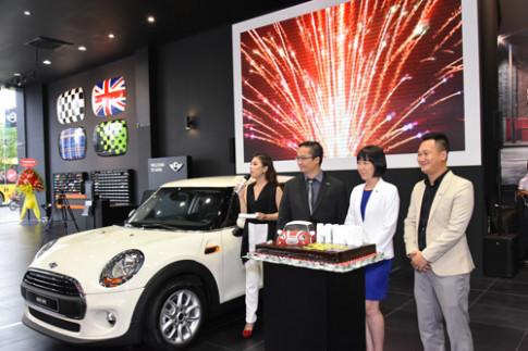 Mẫu xe MINI One 5 cửa chính thức trình làng tại Việt Nam