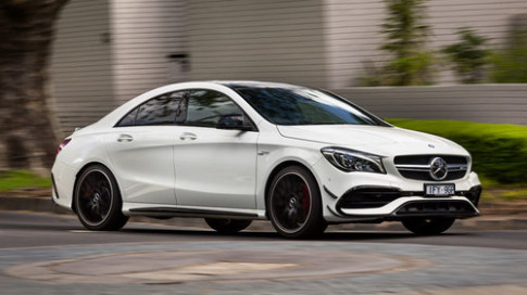 Mercedes sắp giới thiệu A-Class sedan hoàn toàn mới
