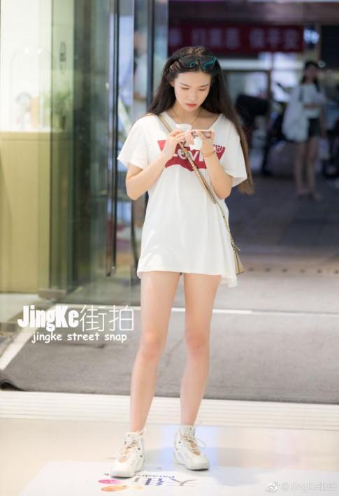 Style sành điệu của phụ nữ Trung Quốc