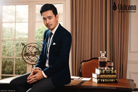 Style thời trang chuẩn soái ca của MC Phan Anh
