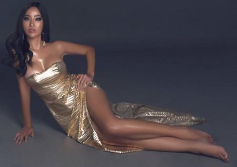 Tình cũ ồn ào của Kim Lý lại thi hoa hậu