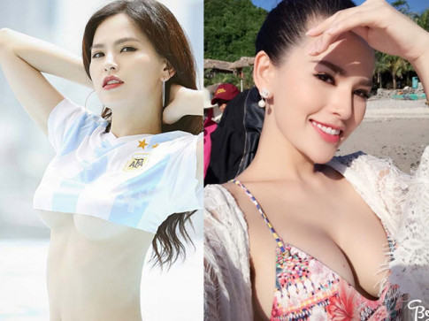 """""""Tú bà"""" của Sinh Tử nằm trong top mỹ nữ có vòng cơ thể đặc biệt"""