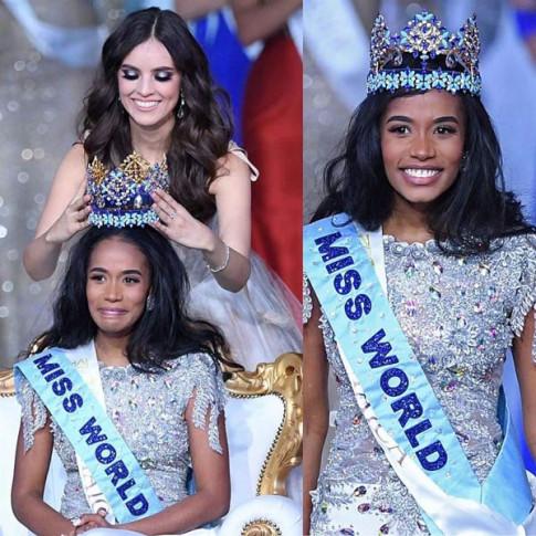 Vẻ đẹp độc đáo đầy sức hút của tân Hoa hậu Thế giới 2019