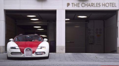 11 chiec sieu xe Bugatti Veyron noi duoi tren pho
