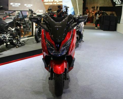 2020 Honda Forza 300 ve Viet Nam gia 130 trieu dong khung co nao