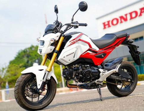 2020 Honda MSX125SF ra mắt, xe côn tay cỡ nhỏ cực chất cho thanh niên