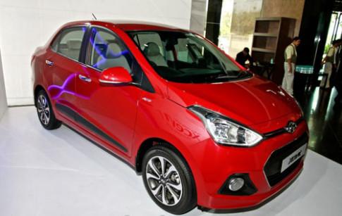 Anh Hyundai Xcent