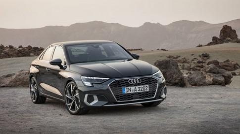 Audi A3 2021 sedan chính thức trình làng, giá từ 756 triệu đồng