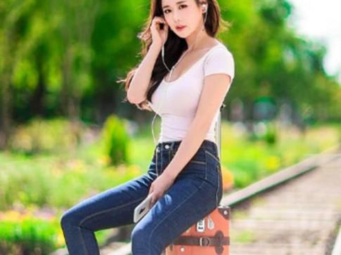Bí quyết may quần jean không cần chỉ khâu