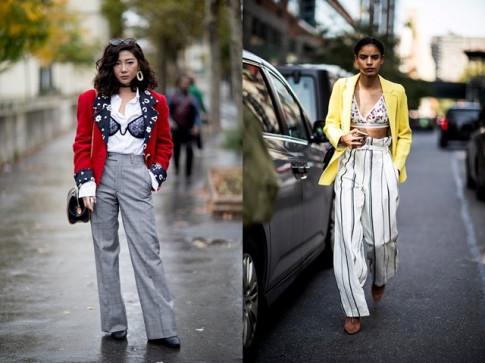 Clip: Muốn mặc được xuyên thấu ra đường, học ngay cách này!