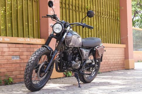 Đánh giá Brixton BX - mẫu xe mô tô cổ điển dành cho mọi đối tượng