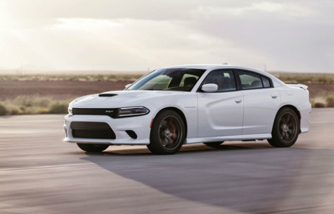 Dodge Charger SRT Hellcat - sedan manh nhat the gioi