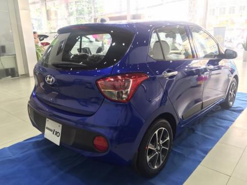 Duy nhất Tháng 9 bán giá vốn cho Hyundai Grand i10 số sàn tự động