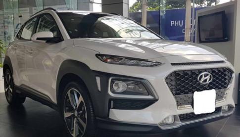 Gia xe Hyundai Kona 2020 moi nhat da co su dieu chinh