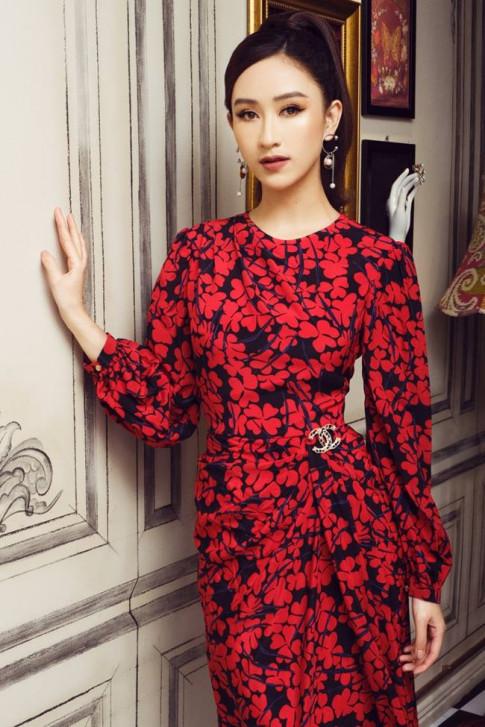 Gợi ý trang phục công sở sang trọng, tôn dáng từ á hậu Hà Thu