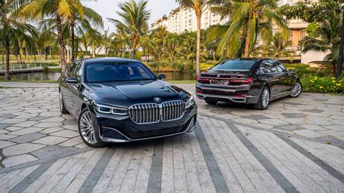 Hàng khủng BMW 7-Series thế hệ mới chính thức có mặt tại Việt Nam, cạnh tranh với S-Class