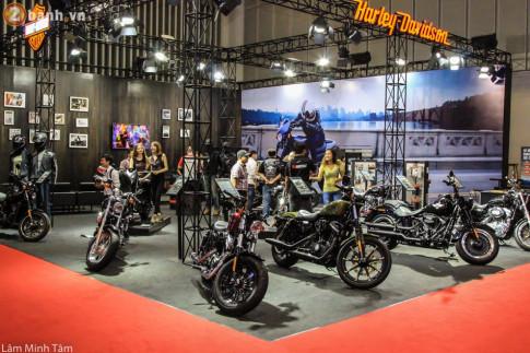 Harley-Davidson khuấy động sự kiện VMCS 2017 bằng 2 mẫu xe mô tô mới