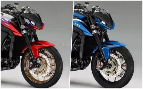 Hé lộ Honda CB1000R 2018 hoàn toàn mới chuẩn bị ra mắt