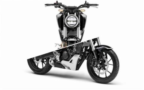 Honda CB125R Exmotion 2018 Bất ngờ được ra mắt