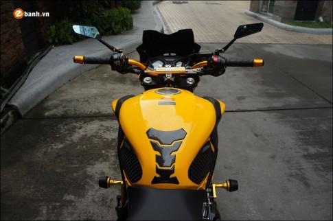 Honda CB650F độ- Gao vàng hóa thân cực chất từ Biker Thái