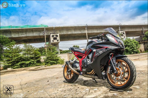 Honda CBR650F vẻ đẹp hào nhoáng đến từ vùng đất của những bản độ PKL