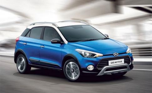 Hyundai i20 Active thêm màu mới
