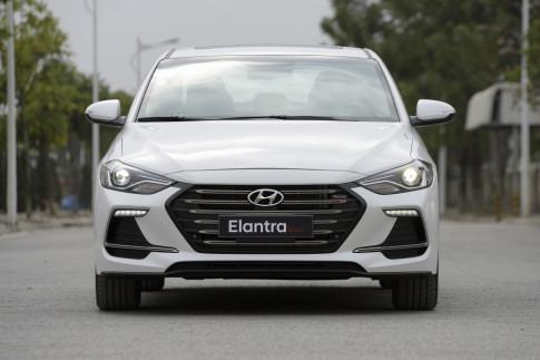 Hyundai Vinh mở bán phiên bản thể thao Hyundai Elantra Sport