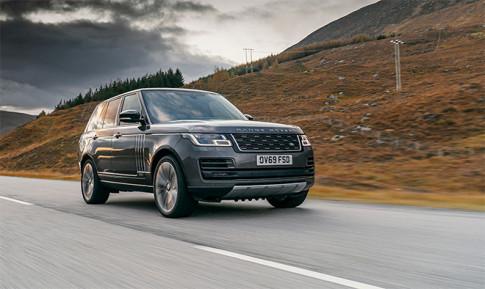 Lo xe Range Rover Sport va Velar moi ve toi dai ly chinh hang tai Viet Nam