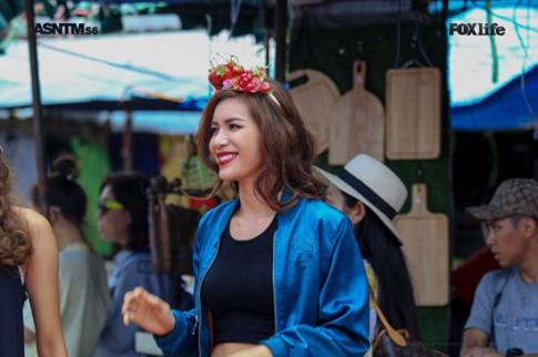 Minh Tú trở thành huấn luyện viên Asia's Next Top Model