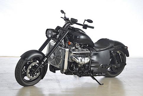 Những chiếc môtô được độ lên động cơ V8 cực 'khủng'