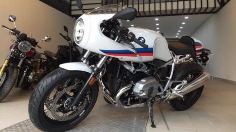 Phiên bản Racer của BMW R nineT đầu tiên cập bến Việt Nam