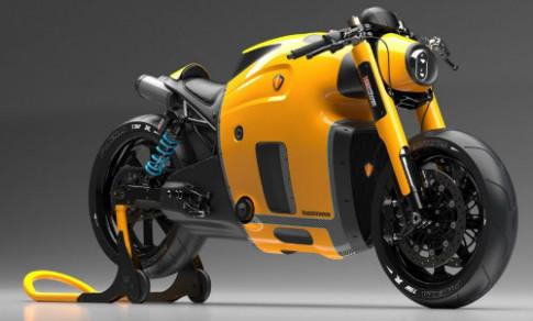 Rò rỉ siêu môtô của hãng xe hơi Koenigsegg?