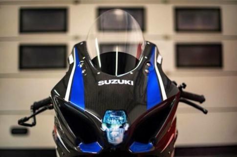 Suzuki GSX-R1000R 'RYUYO' phiên bản giới hạn chỉ 20 chiếc
