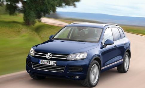 Them hinh anh Volkswagen Touareg 2013