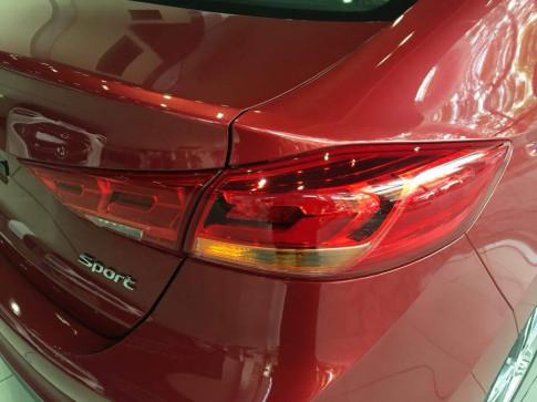 Tuần vàng KM Sốc Hyundai Elantra Sport 1.6 Turbo 2018 đủ màu giao ngay