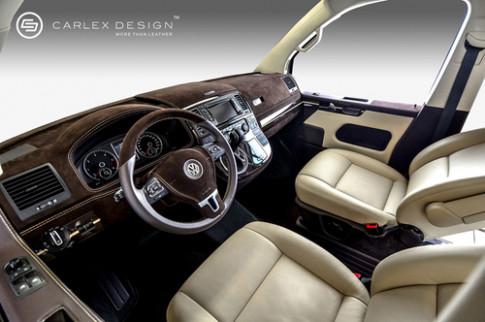 Volkswagen T5 do phong cach Carlex Design